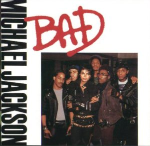 promo cover from the Bad album